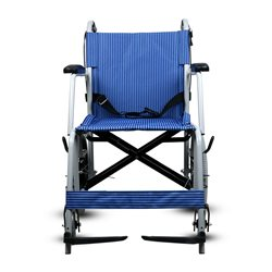 瑞诚 钢管手动轮椅车RCG06(16寸)