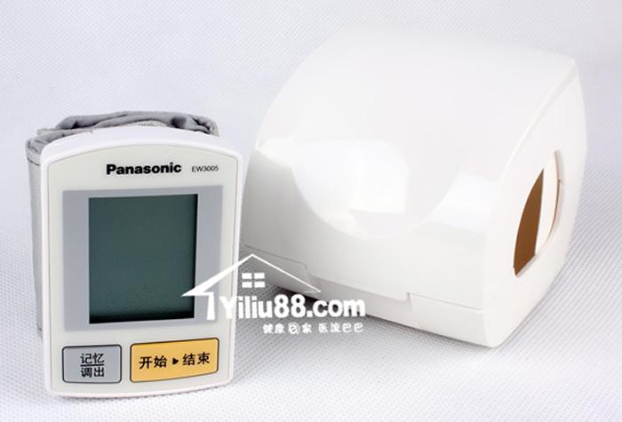 家用医疗器械分类-松下腕式电子血压计EW3005 介绍图片